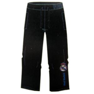 Sportovní kalhoty Real Madrid FC pánské černé