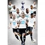 Plakát Tottenham Hotspur FC hráči (typ 70)