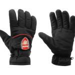 Zimní rukavice lyžařské Arsenal FC