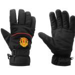 Zimní rukavice lyžařské Manchester United FC