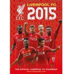 Velký kalendář 2015 Liverpool FC