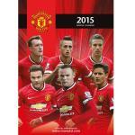 Velký kalendář 2015 Manchester United FC