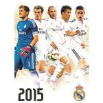 Velký kalendář 2015 Real Madrid FC