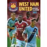 Velký kalendář 2015 West Ham United FC