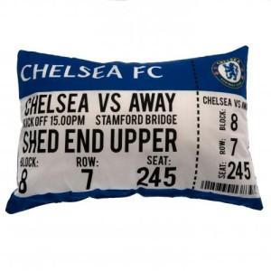Polštářek Chelsea FC (typ vstupenka)