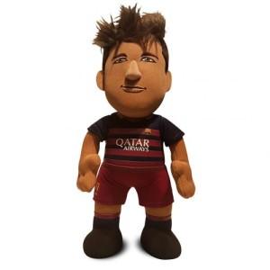 Plyšová postava Barcelona FC Neymar