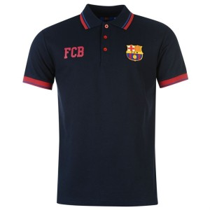 Pánské tričko polo Barcelona FC tmavě modré (typ 69)