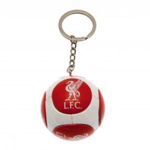 Přívěsek na klíče fotbalový míč Liverpool FC